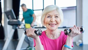 6 simple exercises for older people