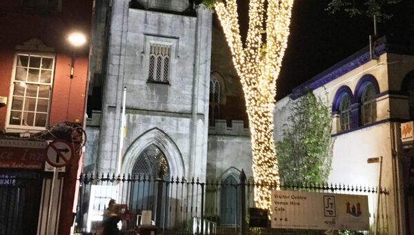Cork City Council bringing sparkle to North Main Street's Young at St Peter's.