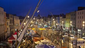 Guide to Cork's Christmas markets