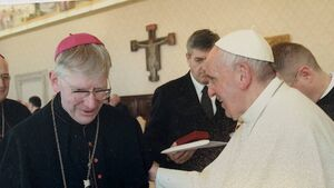 Bishop Buckley pays tribute to Cork's 'saint on every street'