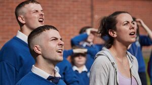 Cork's Young Offenders set for Christmas special