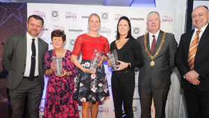 WATCH: The best female sporting talent on Leeside is celebrated at the Evening Echo awards