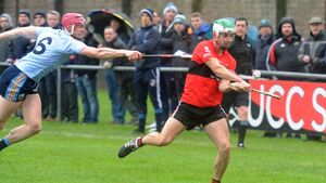 UCC continue to impress as they beat UCD to go top of their Fitzgibbon Cup group