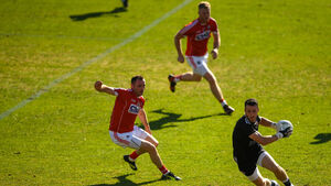 Cork have come across as stale and behind the curve a little in how football has developed
