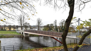 Cork's 30th bridge is officially opened