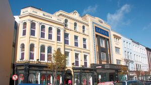 JD Sports to expand their Savoy store onto Patrick Street