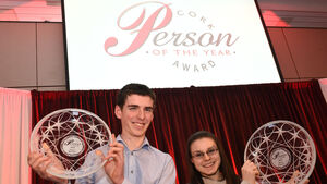 Young scientists named Cork Persons of the Year