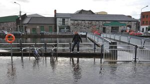 Flood warning for Cork city