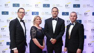 Cork Chamber to Varadkar: 'Give us a minister to drive growth in Cork'