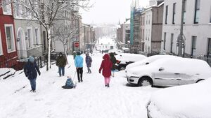It's official: Cork recorded the coldest temperature of 2018