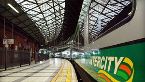 Cork/Dublin rail passenger numbers reached a record high in 2018