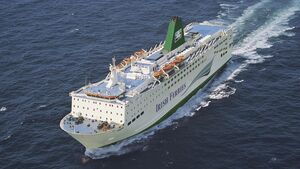 Blow as Rosslare-France ferry cancelled
