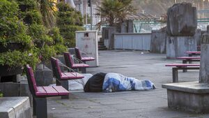 Sharp increases in those who are seeking emergency shelter in Cork