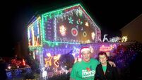 Youghal's Christmas Lights For The Mercy Hospital