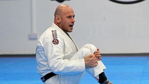 Pain is temporary but glory is forever, says black belt Rodrigo who faces the fight of his life
