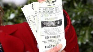 Lotto luck as €1m winning ticket bought in Carrigtwohill