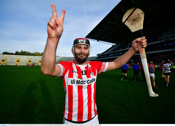 Imokilly ace Paudie O'Sullivan. Picture: Ramsey Cardy/Sportsfile