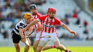 The club hurler of the year Cooper really fits the Bill