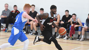 Leading the Nation as American basketball sensation Andre bounces back with Ballincollig