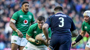 Ireland are back on track because Scotland are a dangerous side