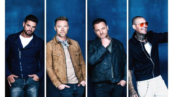 Boyzone will appear on the Late Late Show to discuss their farewell tour.