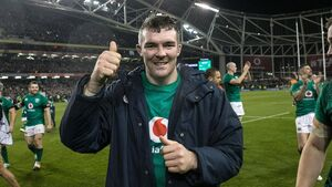 O'Mahony to appear on Late Late Show to discuss Ireland's win over All Blacks