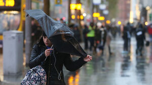 Rainfall warning issued for Cork following subzero temperatures tonight