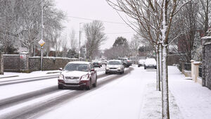 Met Éireann issue snow and ice warning
