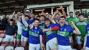 Bride are on the rise again after U21 county triumph