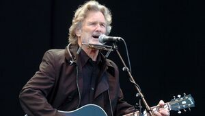 Country music legend Kris Kristofferson to play Live at the Marquee this summer