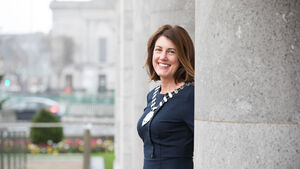 Helping women say 'I can' is goal of new Network Ireland President