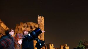 Blackrock Castle to lead Irish celebration of global astronomy anniversary