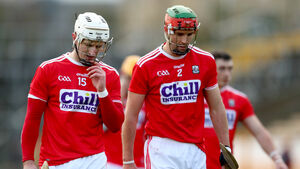 The Cork hurlers fall short in the league opener against holders Kilkenny