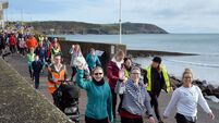 Thousands stride out for Operation Transformation walks
