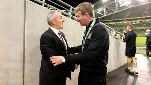 John Caulfield: Kenny is able for top job