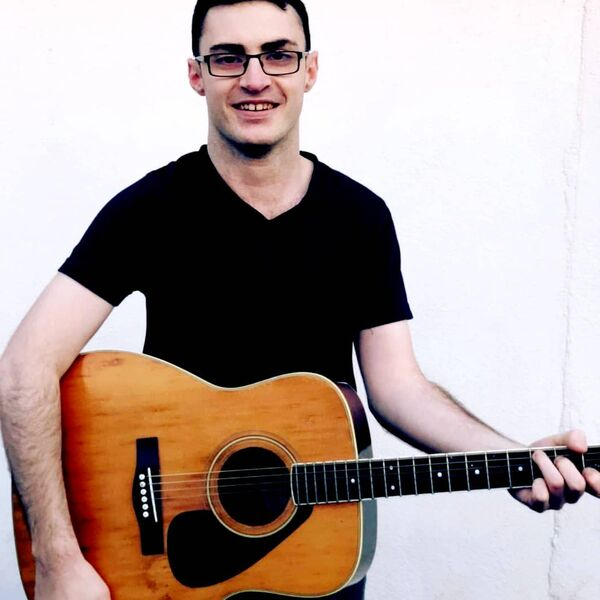 David Punch, who has written a song to raise funds for his cousin Jack O'Driscoll