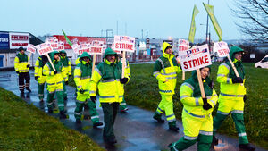 Ambulance workers vow more strikes unless their union is recognised by the HSE