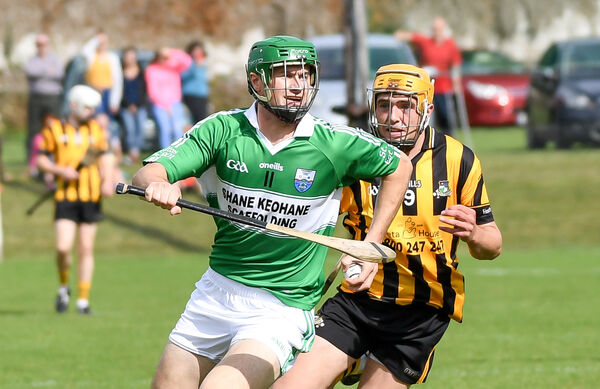 Seamus Harnedy in action for his club last weekend. Picture: David Keane