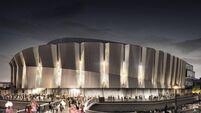 Amended event centre plans submitted