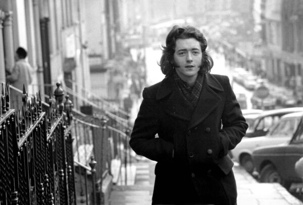 A submission on blues guitarist Rory Gallagher has already been made by a group of fans.