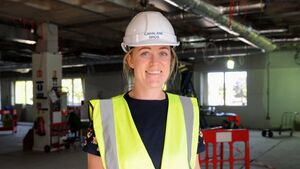 More women encouraged to enter the construction industry