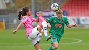 Former Lakewood midfielder O'Mahony is a rising star in women's soccer