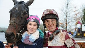 Davy Russell finally lands the big prize at the Cork Grand National