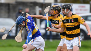 Ó hAilpín admits 2018 was a huge kick in the teeth for Na Piarsaigh hurling