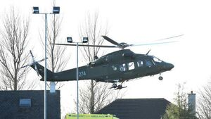 Plan to reduce noise impact of CUH helipad