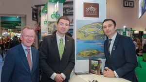 Cork tourism sites attend world's largest travel fair