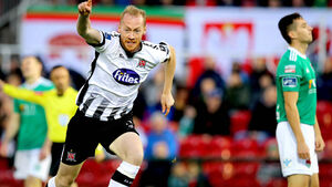 League title in Dundalk's sights after win over Cork City