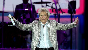 Páirc to be Rod's only Irish show next year