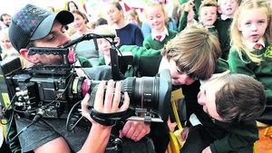 Cork reels in new TV and movie talent
