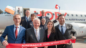 Air France add extra seats on their Cork to Paris route